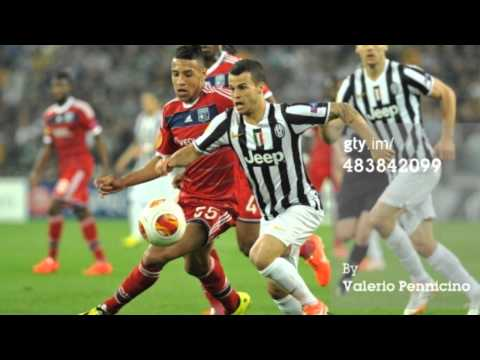 Juventus vs Lyon 2-1 | All Goals & Highlights HD 10/04/2014 UEFA Europa League