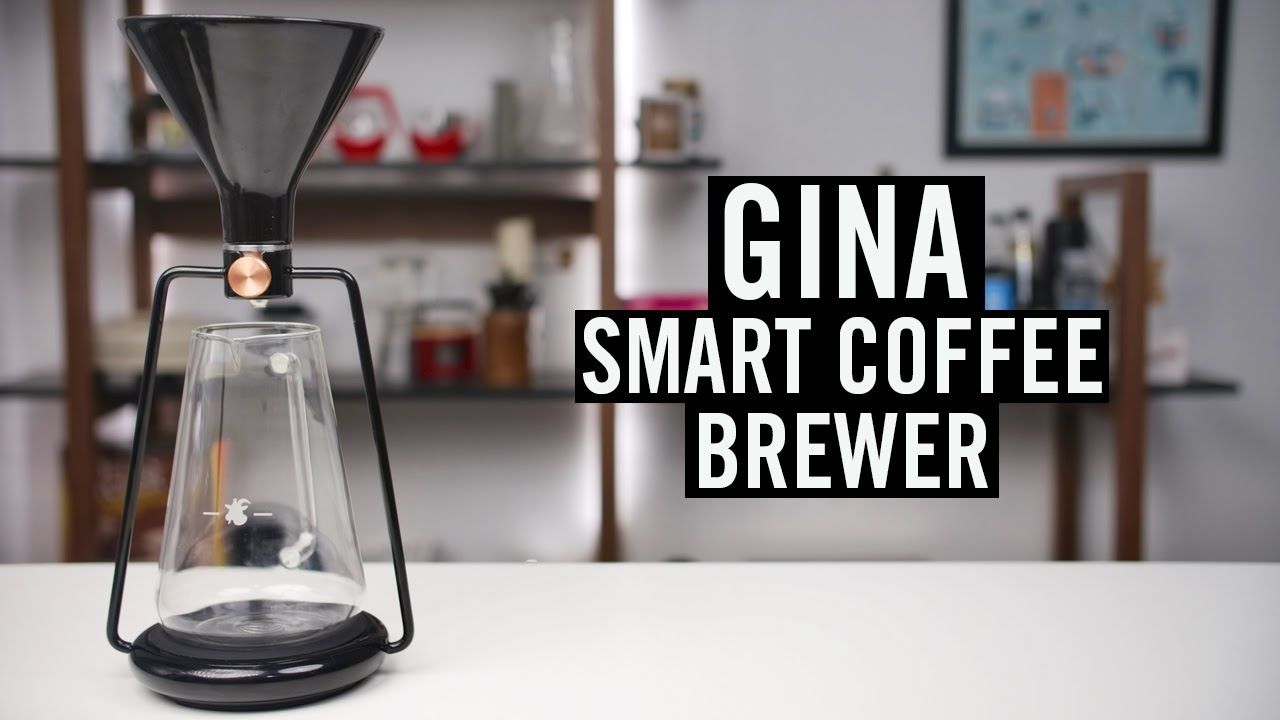 GINA Smart Coffee Brewer Review