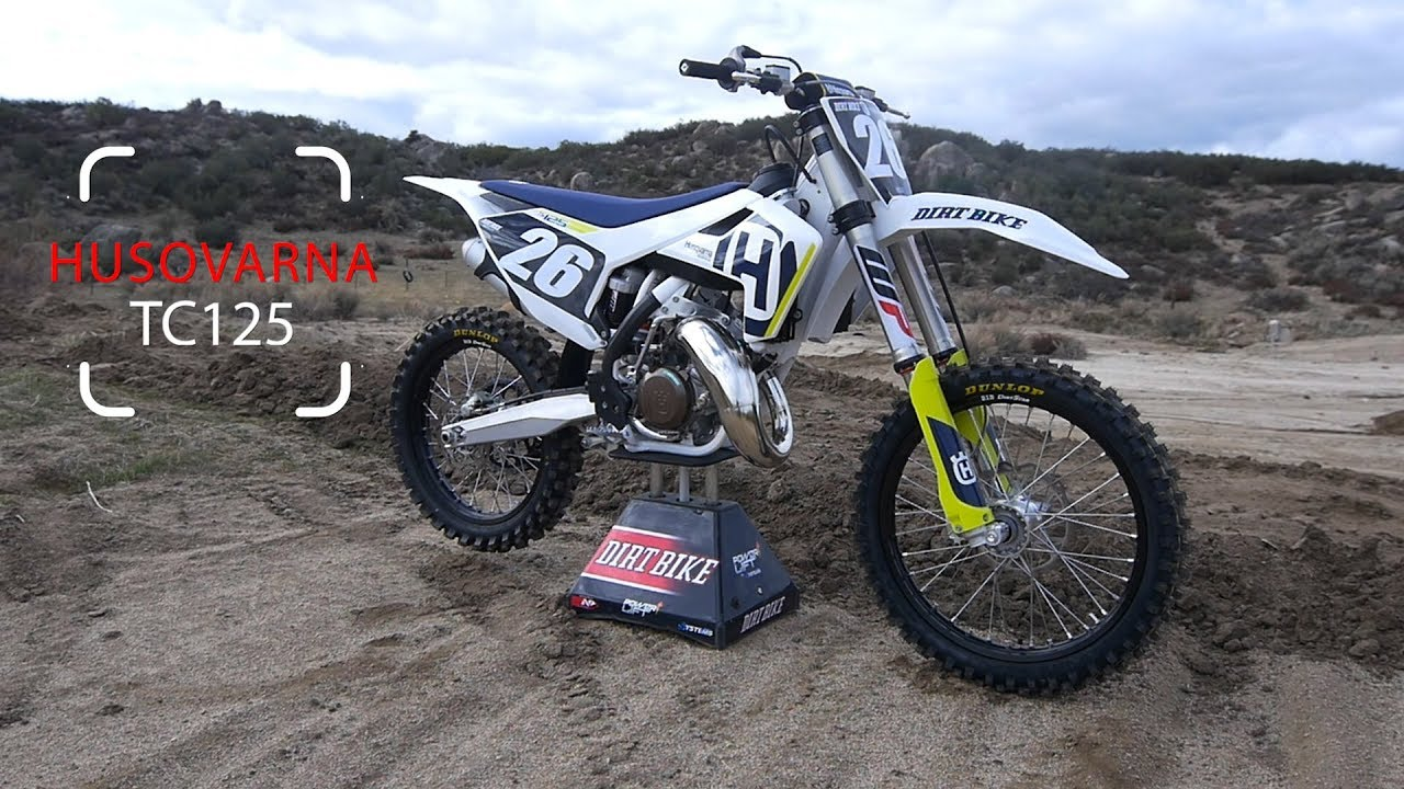 2018 Husqvarna Tc125 - Dirt Bike Magazine  Dirtbike Magazine
