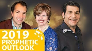 vuclip 2019 Prophetic Outlook LIVE! | Hank Kunneman, Cindy Jacobs & Larry Sparks