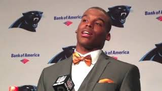Cam Newton on Auburn Win vs Alabama