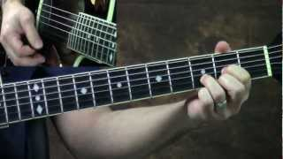Brown Eyed Girl by Van Morrison - How To Play Guitar Lesson