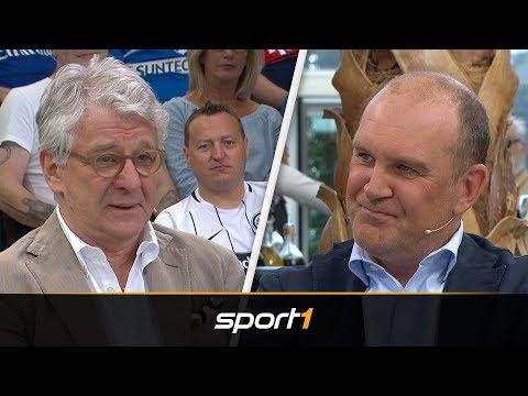 Doppelpass: Ralph Hasenhüttl eine Option für Borussia Dortmund | SPORT1 DOPPELPASS