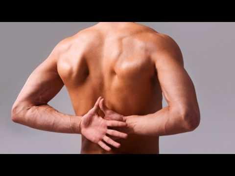 Мышца над лопаткой болит
