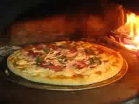 Grill pizza box