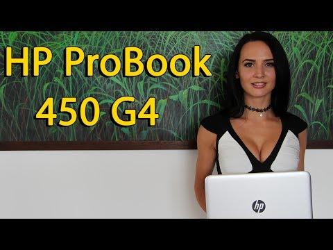 Обзор ноутбука HP ProBook 450 G4 (W7C88AV)