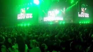 Metallica-Master of puppets-SPb 25/08/2015