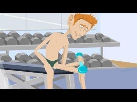 Tập Gym Cùng Vũ Liz #1 : Muốn Đẹp Trai Hãy Có Một Body Săn Chắc !!!