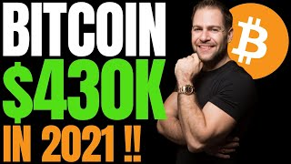 $430,000 Bitcoin In 2021 If History Repeats During Next Bull Run! | 5 BTC Price Factors to Watch