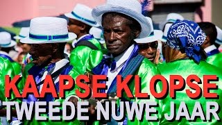 Kaapse Klopse - Tweede Nuwe Jaar (02/01/2017) - Diário de Cape Town