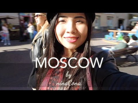 Travelling Vlog #2: Russia - Moscow