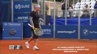 J&T Banka Prague Open - Best points