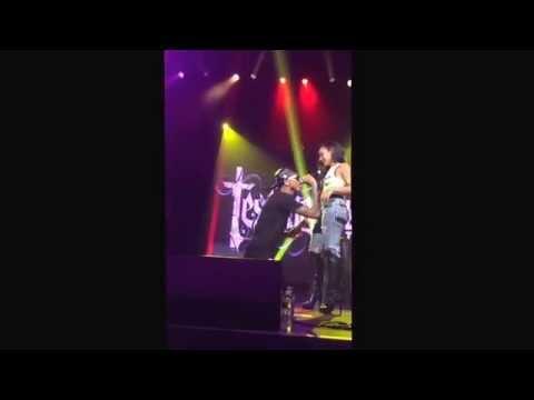 August Alsina - Ah Yeah Live