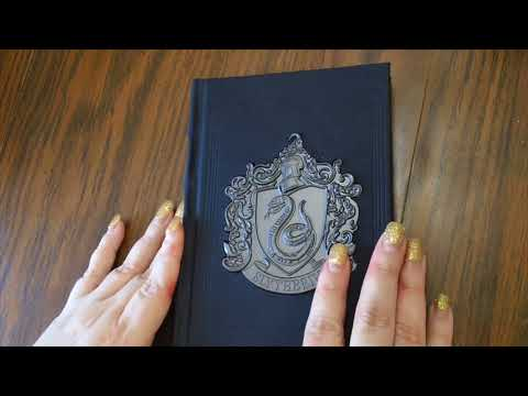 Omni Journal Flipthorough, January & February 2018 & Small Harry Potter Journal Haul