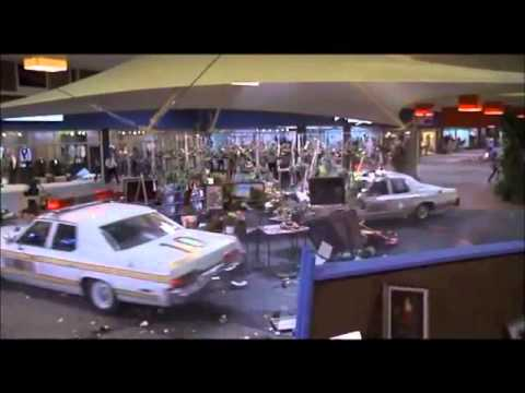 Blues Brothers Mall Chase Scene High Quality