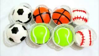 BaseBall Cupcakes by VAOC