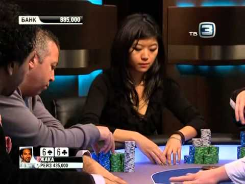 PCA 2011 (RUS). Main Event Ep9 / PokerStars Caribbean Adventure