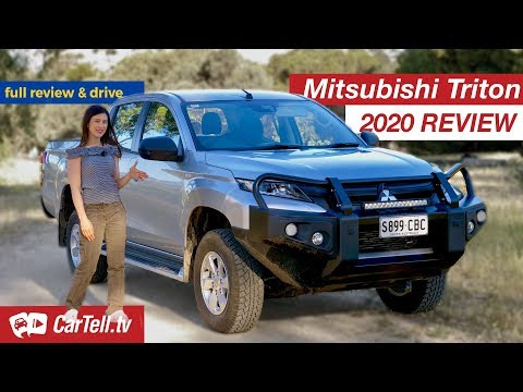 2020 Mitsubishi Triton Review | Is It Still Best Bang For Buck?