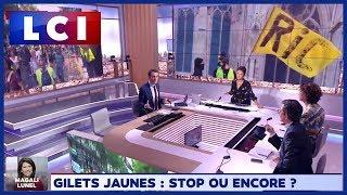 Gilets Jaunes : stop ou encore ?