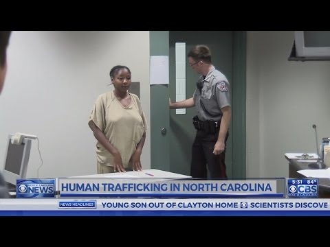 Fayetteville Case Shines Light On Human Trafficking Problem In NC