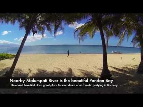Boracay, Romblon and Pandan, Philippines