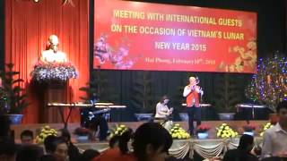 Nerver on Sunday Hòa Tấu Guitar - Đàn Bầu - Sáo