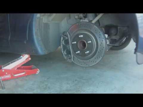 Corvette C6 Front Wheel Bearing Replacement