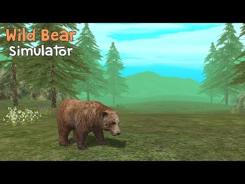 Wild Bear Simulator 3D - Gameplay Android