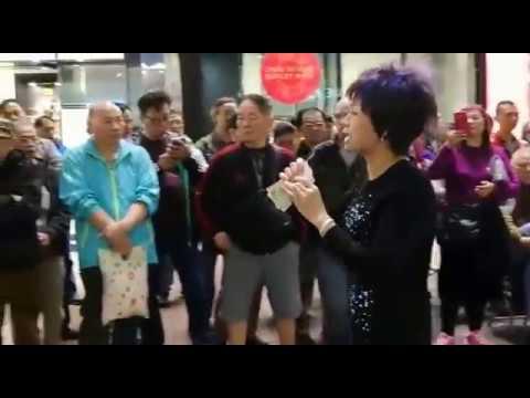 Civilized culture - Singing 劍合釵圓 (170102 VID 20170102 WA0031)