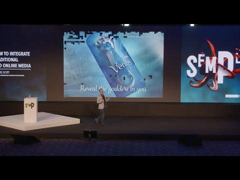 Keynote Marketing Speaker Samuel Scott -- A 60-Second Introduction
