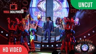 "UNCUT - BIGG BOSS Season 9 "" DOUBLE TROUBLE "" Launch 