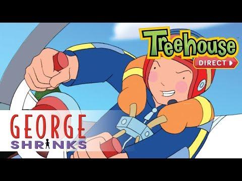 George Shrinks: Speed Shrinks - Ep. 25 | NEW FULL EPISODES ON TREEHOUSE DIRECT!