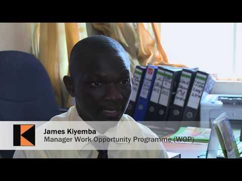 Job Training for a brighter Tomorrow: Kolping Uganda