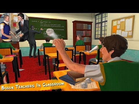 High School Bully Gangster / Android Gameplay HD (by Piranha Studios)