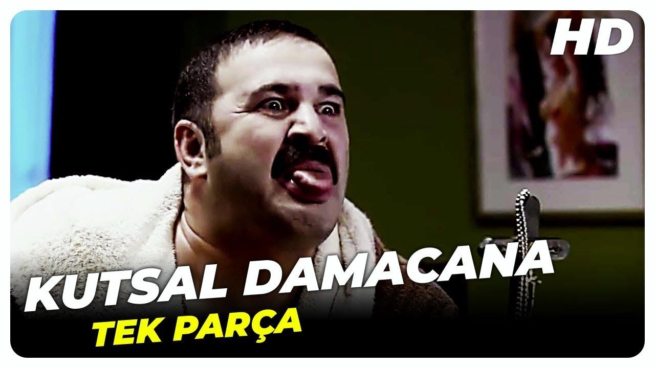 Kutsal Damacana | Şafak Sezer Türk Komedi Filmi | Full Film İzle (HD)