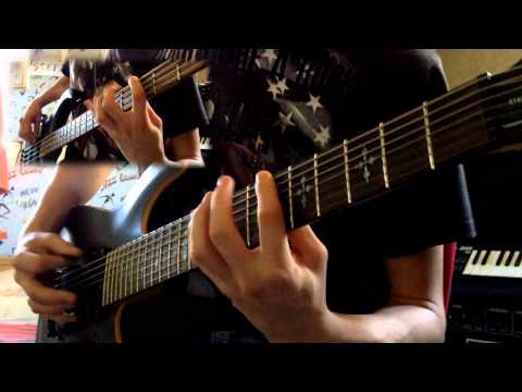 Ready Aim Fire - Blue Stahli ( Guitar & Bass Cover )