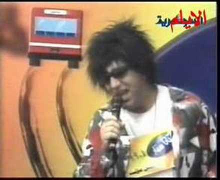 عبد الرحمن المرشدي نجم الكوميديا العراقي الاول