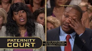 Woman Thought Real Father Was In Prison (Full Episode)   Paternity Court