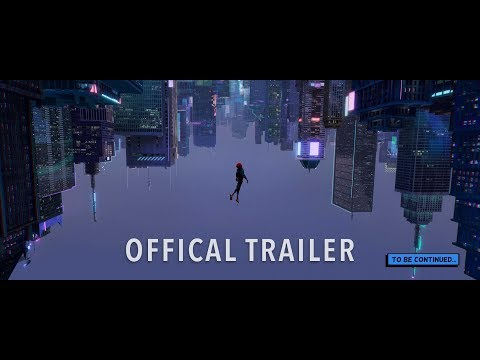 Spider-Man: Into The Spider-Verse | Official Trailer | In Cinemas Christmas 2018