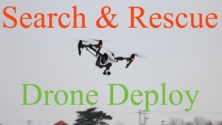 DJI Phantom 3 Pro | Search and Rescue | Drone Deploy | S.W.A.R.M.