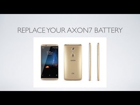 Axon 7 1 5 years old: battery dies after an hour of use — Z