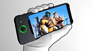 "Chinese ""Liquid Cooled"" Gaming Phone Unboxing (Fortnite, PUBG, Call of Duty Legends of War)"