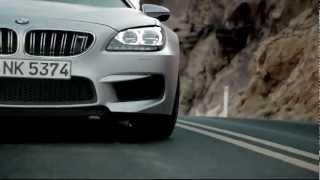 Nuova BMW M6 Gran Coupé - video ufficiale - 2013