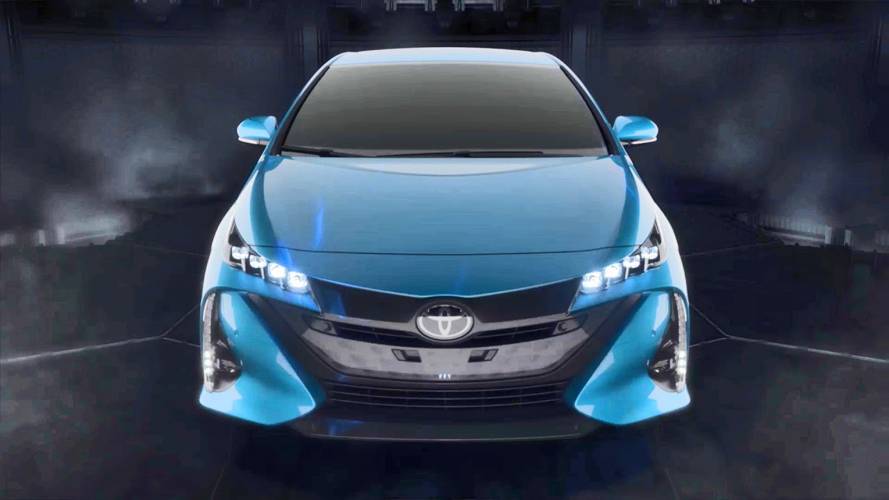 2017 toyota prius prime official trailer youtube. Black Bedroom Furniture Sets. Home Design Ideas