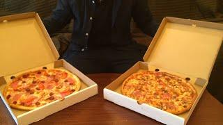 Обзор Доставки Еды в Москве #2 (Выбираем достойную пиццу)(, 2015-07-08T21:42:07.000Z)