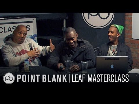 The Evolution of Techno: Kevin Saunderson, Eddie Fowlkes and Dantiez Saunderson at LEAF 2013