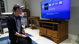 BUYING A NEW 55 INCH TV & PS4 PRO!