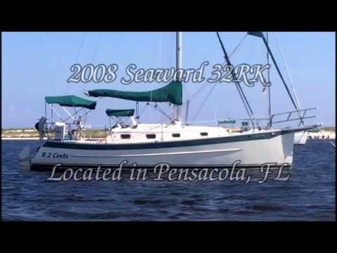 2008 Seaward 32RK Cutter - SOLD
