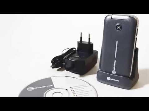 Seniorenhandy Amplicomms PowerTel M7000