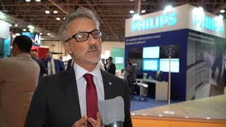 Philips talks to Arab Health TV